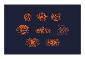Free Bronx Logo and Badges
