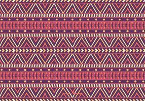 Bunte Boho Stil Muster Hintergrund