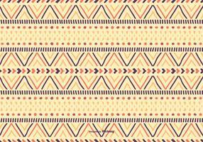 Netter Boho-Stil-Muster-Hintergrund
