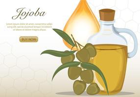 Jojoba ätherisches Öl