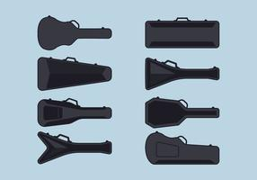Guitar Case Set