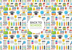Back-to-school-vector-seamless-pattern