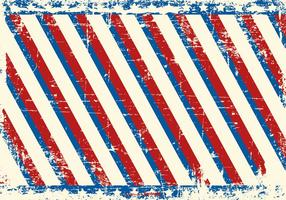 Patriotic Messy Grunge Background vector