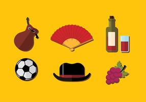Spanje Pictogram Gratis Vector