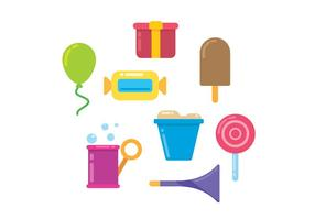 Kids Stuff Icons