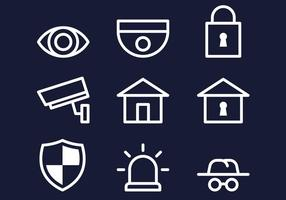 Neighborhood Watch Icon vector