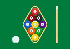 Free Outstanding Billiard Vectors