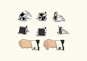 Cufflinks Element Vector