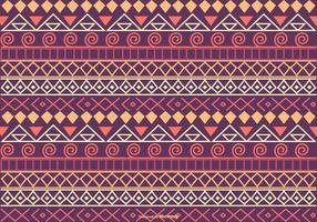 Colorful Boho Style Pattern Background