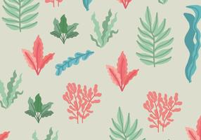 Sea Weeds Pattern