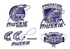 Elément Logo Muskie
