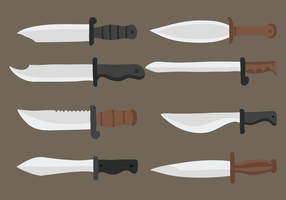 Bayonet Vectores