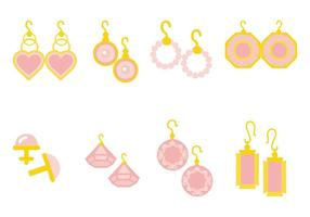 Free Jewerly and Accessories Vector