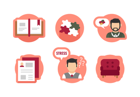 Psychologist Free Vector Pack