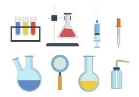Vecteurs chimiques plats
