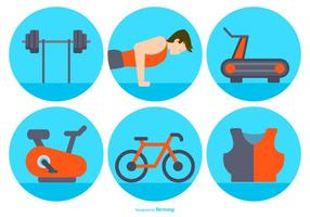 Motion Vector Icon Collection
