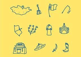 Mongolia Set Collection