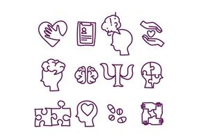 Psychologist Icons