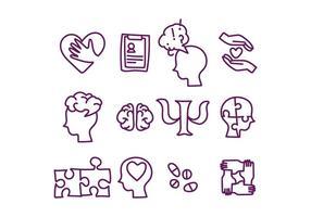 Psychologist Icons