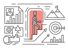 Gratis Startup Vector Illustratie