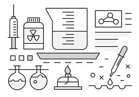 Free Vector Icons About Science