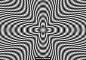 Vector Vertigo - Schwarz-Weiß-Schwindel Hintergrund
