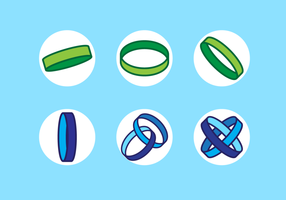 Wristband Pack Vector Libre