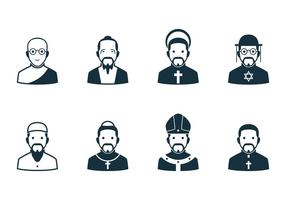 Religion People Icon vector