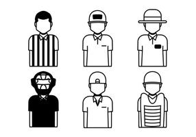Umpire vector set