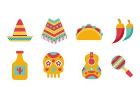 Gratis Mexico Element Vector