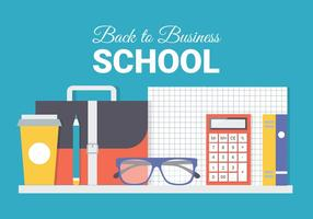 Back To School Vector Elements