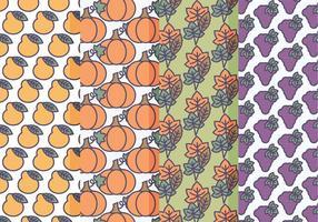Ensemble vectoriel de modèles d'automne