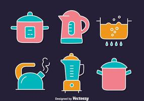 Kitchen Element Vector