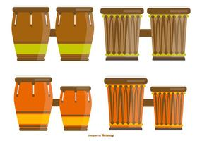 African Bongo Illustrations