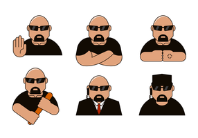 Bouncer Character Vector
