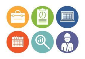 Bookkeeping vector set
