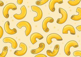 Macaroni Pattern Background
