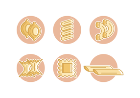 Macaroni Free Vector Pack