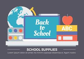 Gratis Vector Elements Back To School