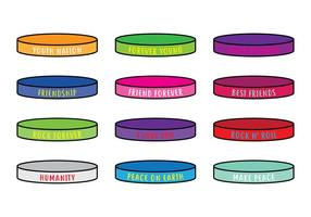 Wristband With Text