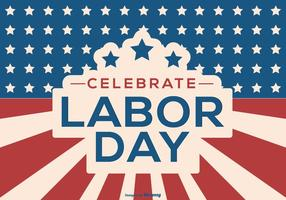 Happy Labor Day Hintergrund