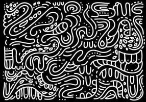 Squiggle Abstracte Vector
