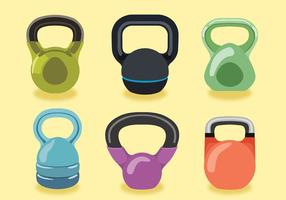 Kettle Bell Vector Pack