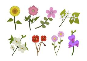 Flowers Free Vector Art 48 770 Free Downloads