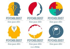 Psychologist Logo Collection
