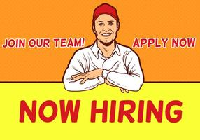 Now Hiring Workers Design