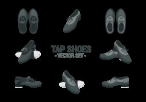 Tap iconos de zapatos