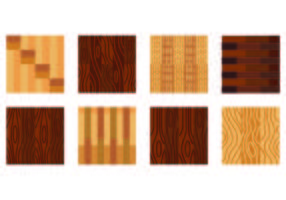 Set Of Laminate Floor Designs
