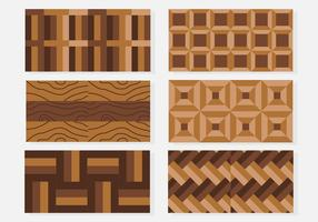 Wooden Combination Laminate  vector