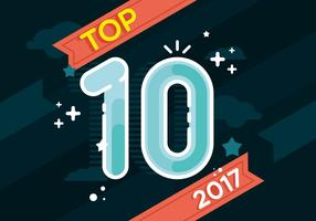 Top 10 Illustration vector